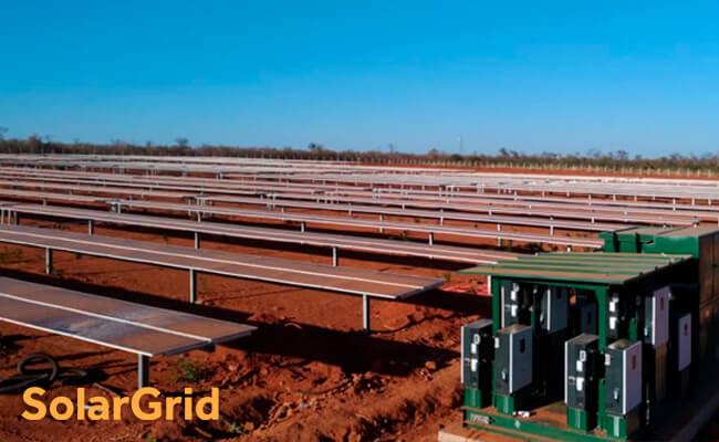Francisco Sá           Localização: Minas Gerais       Capacidade instalada: 3,438MWp       Módulos: 370 Wp Bifacial       Tracker: 2H